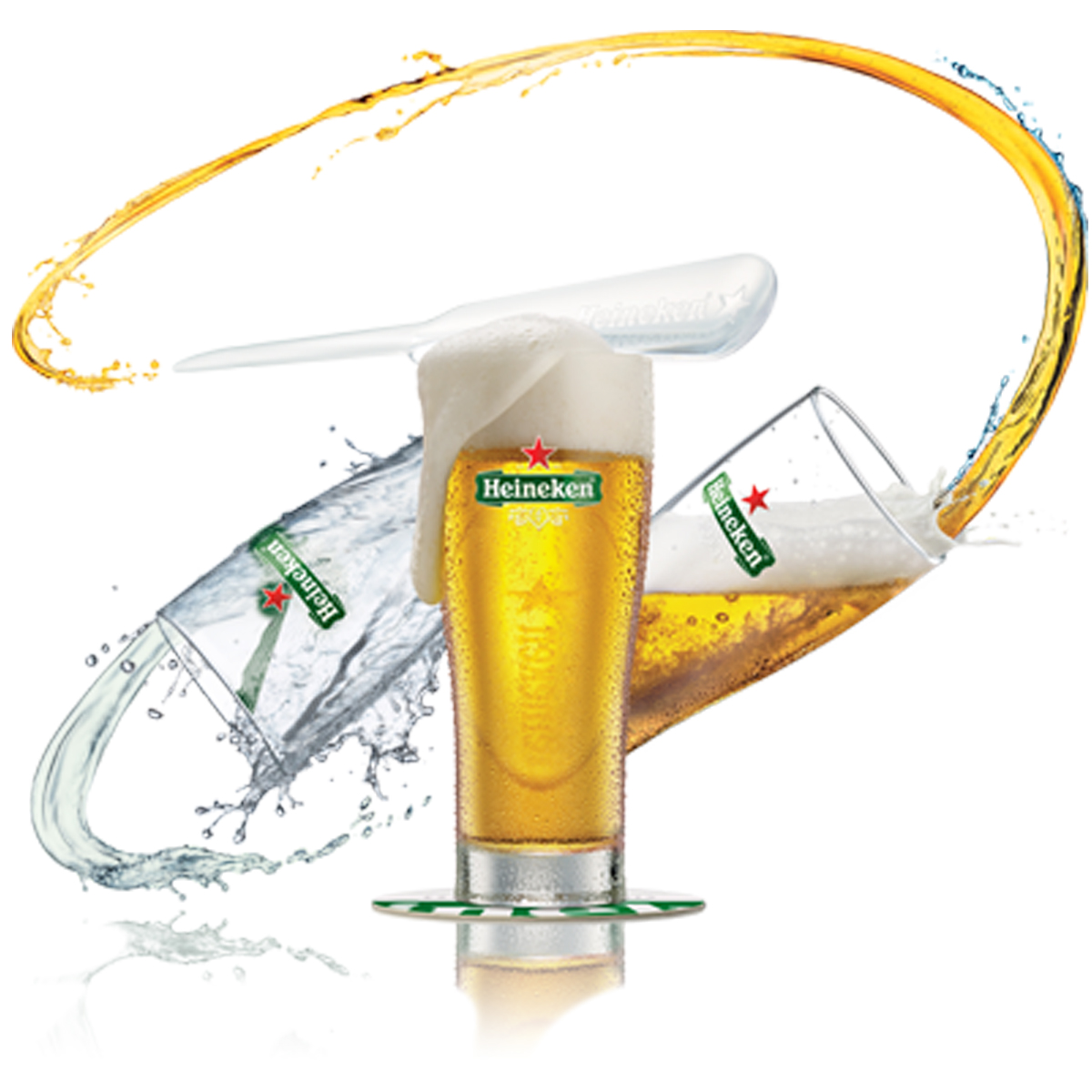 Heineken Star Serve