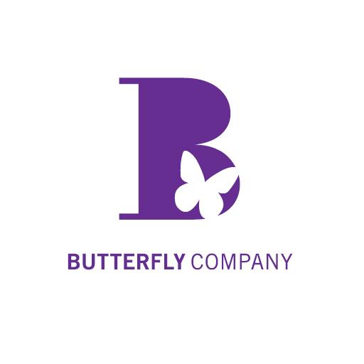 Butterfly Company Logo