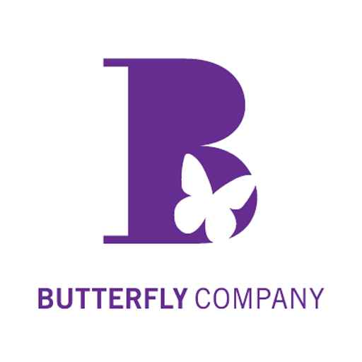 Butterfly Company Mobile Retina Logo