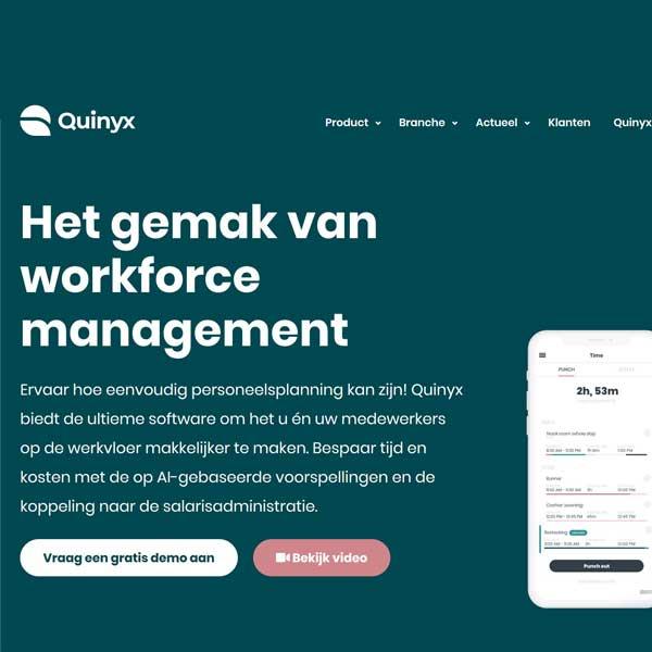 Quinyx.com